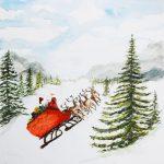 Jonny Haigh Christmas card