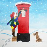 Trevor Herdman Christmas card