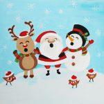 Cheryl Scarth Christmas card